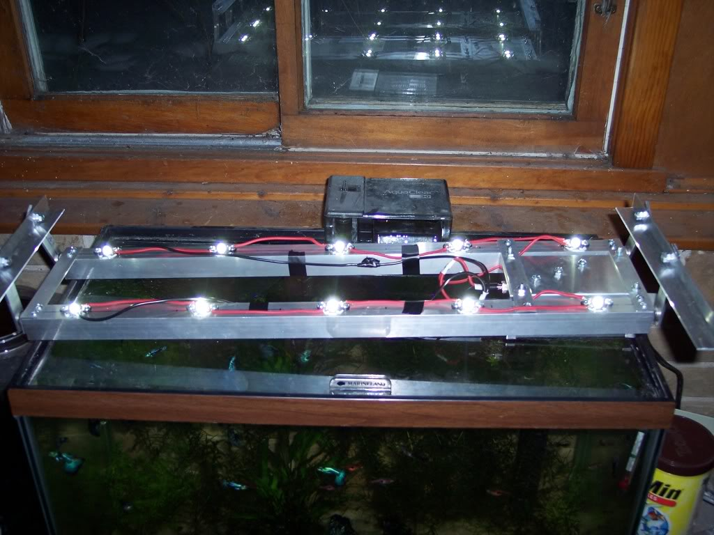 High-Power LED Fixture for a Planted Tank - Aquarium Advice - Aquarium Forum Community & High-Power LED Fixture for a Planted Tank - Aquarium Advice ...