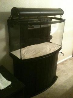 Craigslist insanity page 33 aquarium advice aquarium for 150 gallon fish tank for sale craigslist
