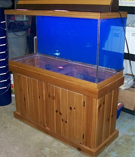 For sale 90 gallon fish tank with wood stand 11766 pu for 90 gallon fish tank for sale