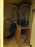ADA Cube Garden cabinet.  PPS Pro auto dosers.