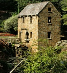 The Old Mill, North Little Rock AR.  Photo taken September 2012.